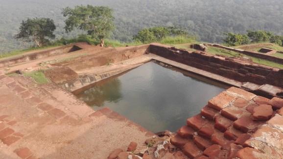 old school swimming pool