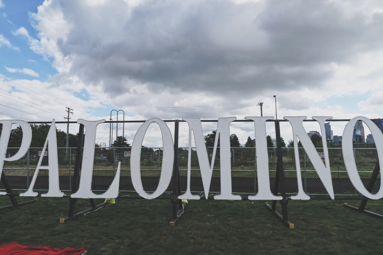 festival palomino sign minneapolis