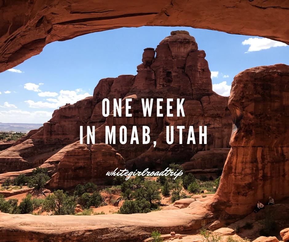 Top 10 Post: Moab Utah