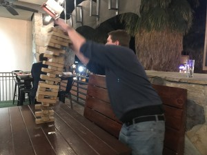 Birthday Jenga