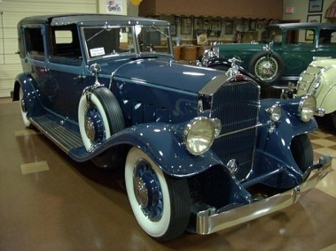 1931 Pierce Arrow