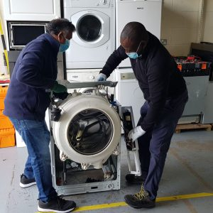 Washing Machine Repair Training Course (during Dissembly)