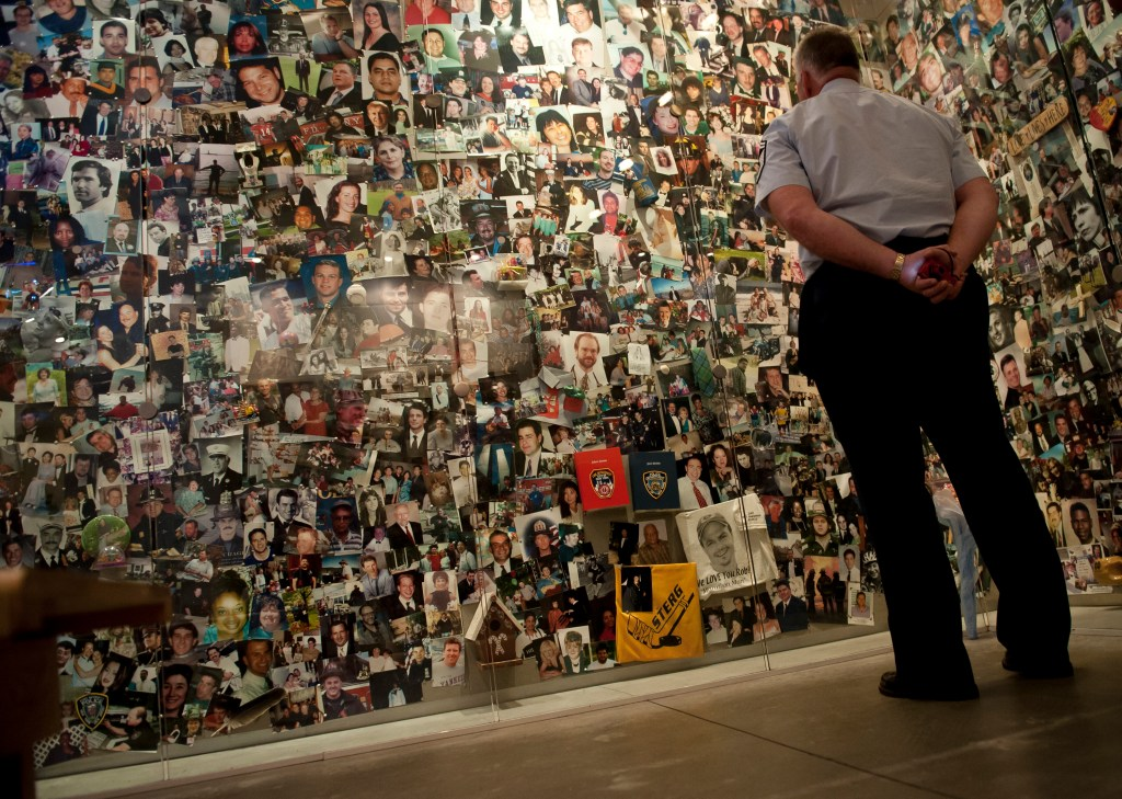 September 11, Pictures missing & dead men women and children
