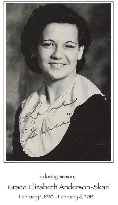 Grace Anderson-Skari