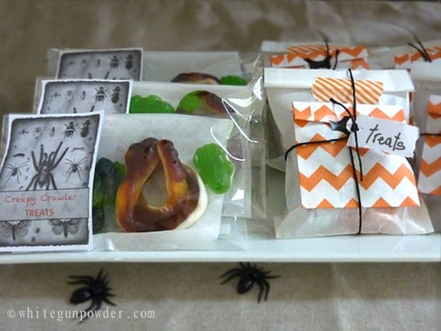 Halloween / Printable / Packaging