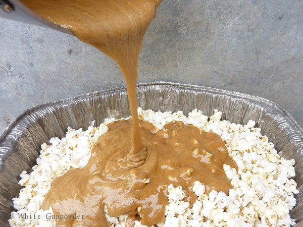 Caramel popcorn s7