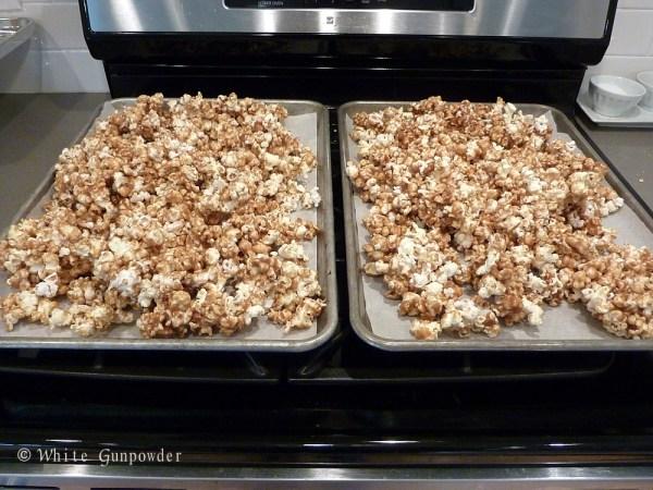 Caramel popcorn s9