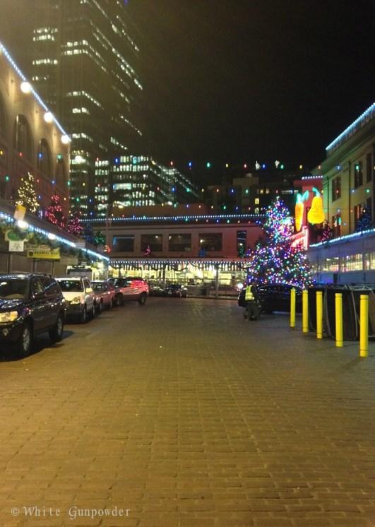 Pike Place Market, Seattle WA
