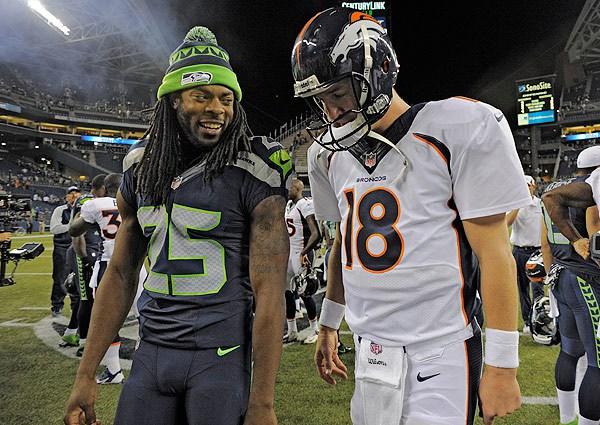 Super Bowl 48 Seahawks & Broncos-1