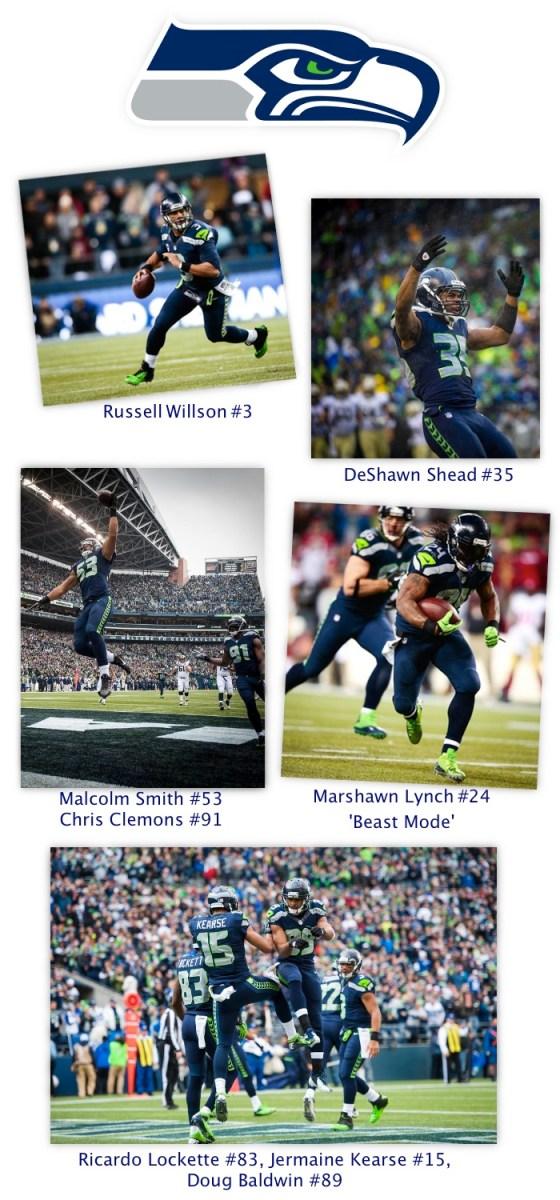 Super Bowl 48, Seahawks
