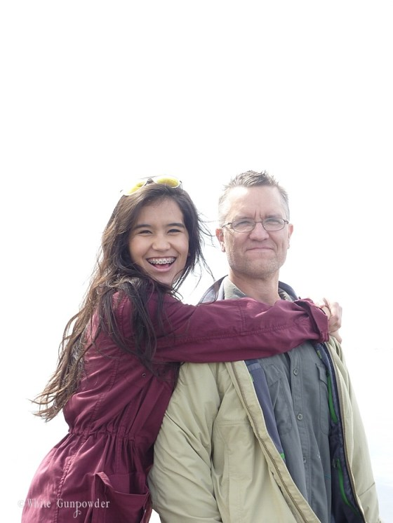 Hannah & Dad