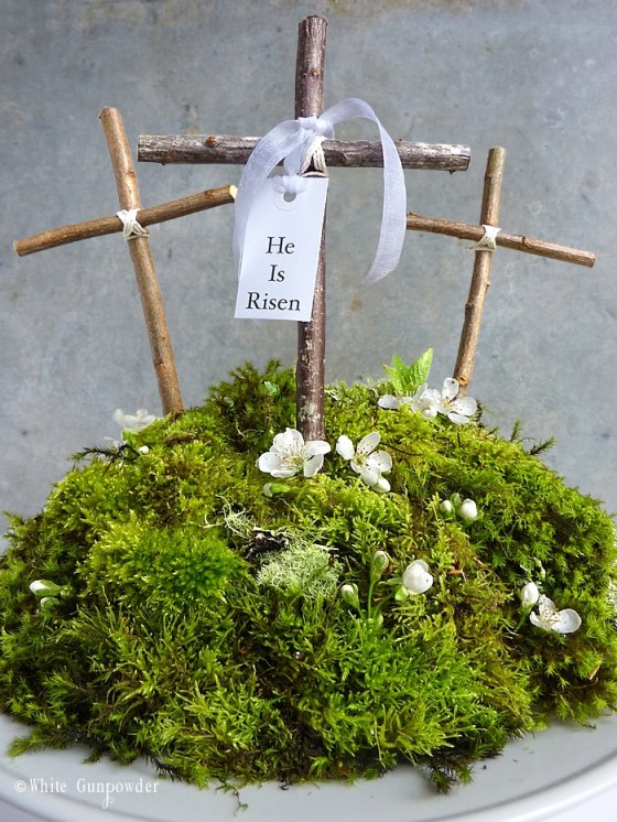 Easter, He is Risen
