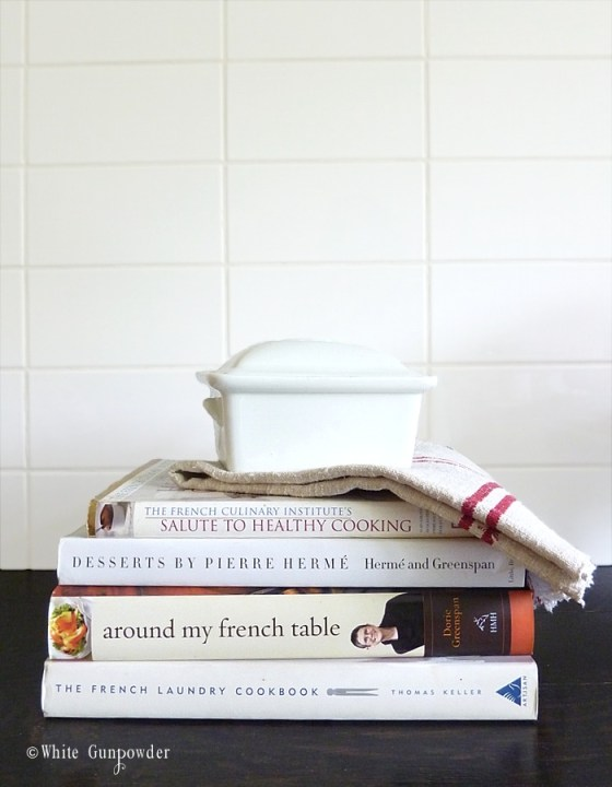 French cookbooks