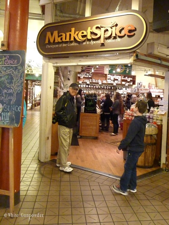Pike Place Market, MarketSpice
