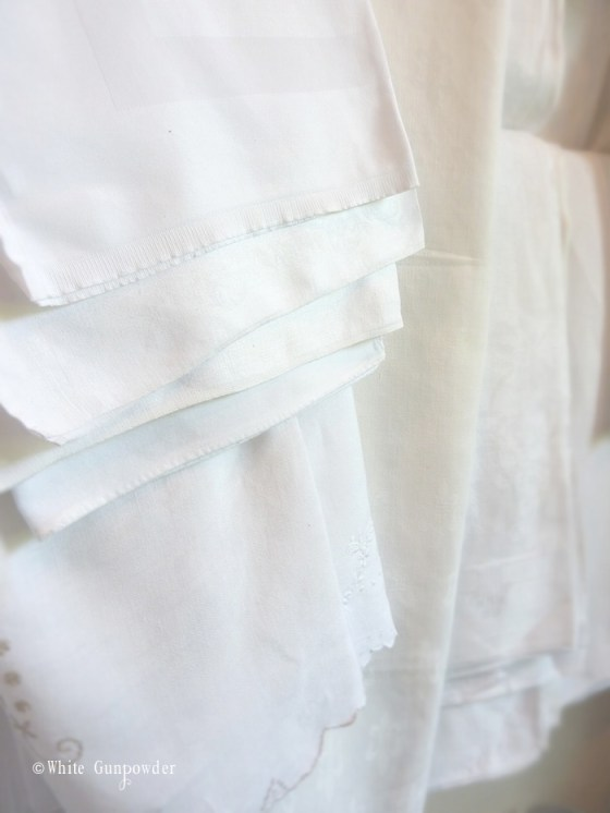 French, linens