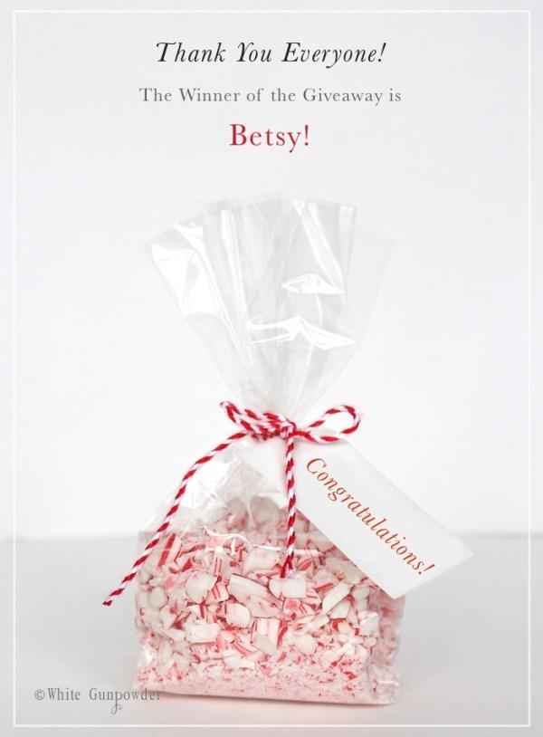 Packaging, Christmas-peppermint sprinkles