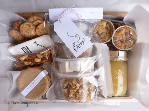 Packaging food and homemade goodies