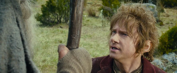 Tolkien, Bilbo Baggins, The Hobbits: Desolation of Smaug