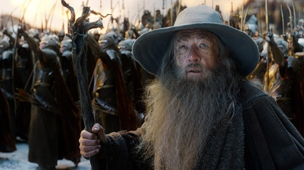 Tolkien, Hobbit: Battle of the Five Armies