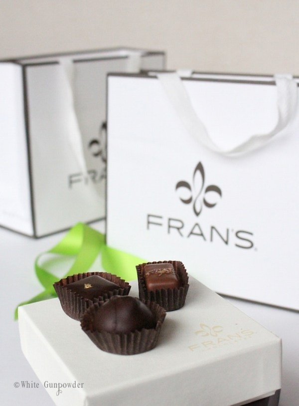 Indstrial - Fran's Chocolates - Seattle