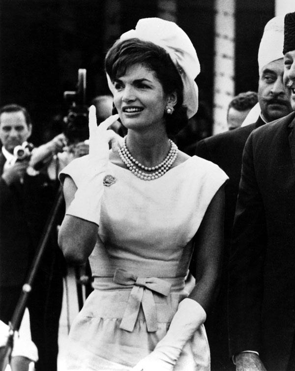 Oscar de la Renta ~ Jacqueline Kennedy