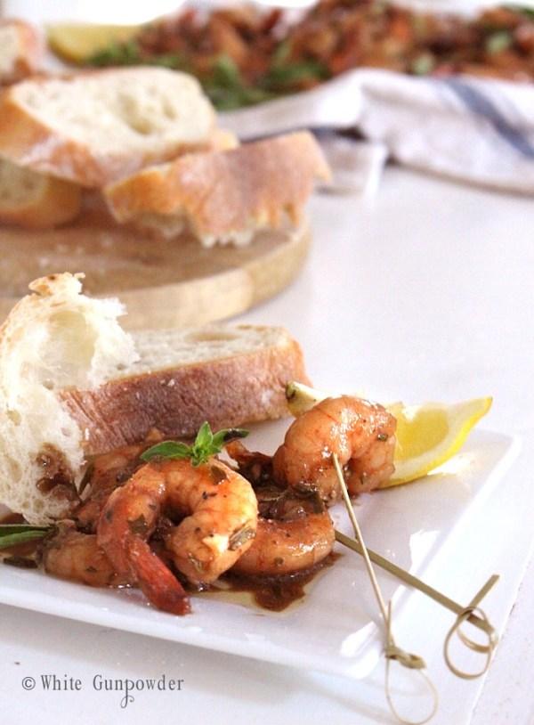 creole barbecue shrimp
