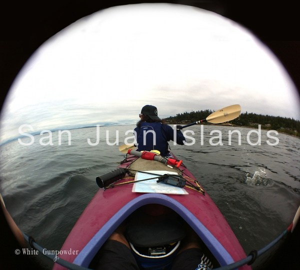 San Juan Islands, kayaking