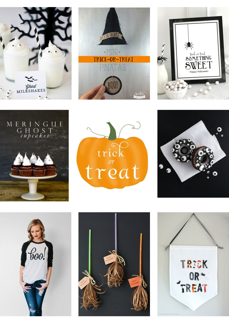 cute & sweet Halloween ideas