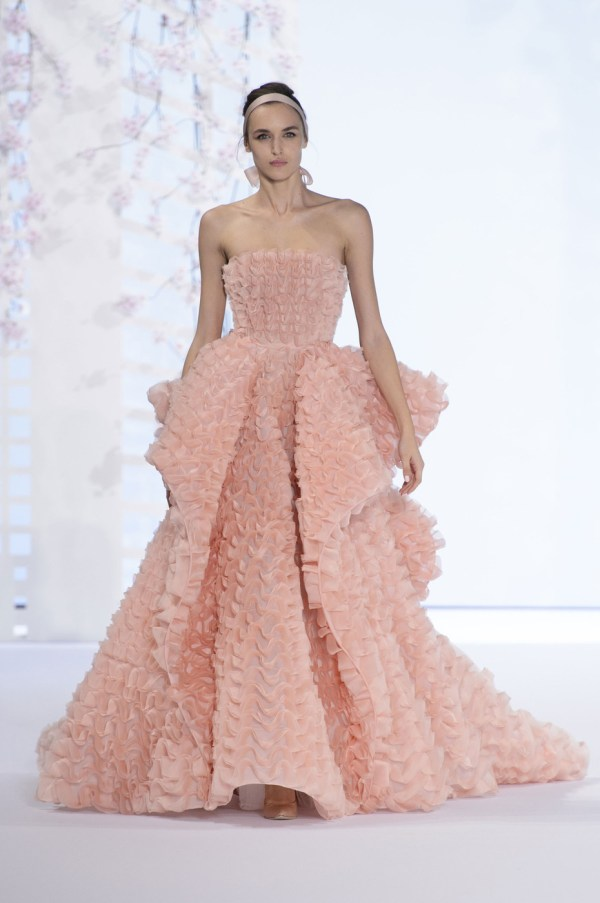Fashion spring 2016 Giambattista Valli