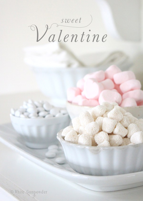 Valentine's day, treats