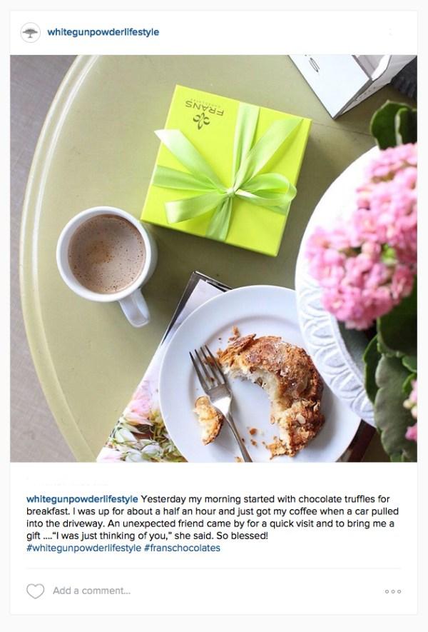 Instagram whitegunpowderlifestyle