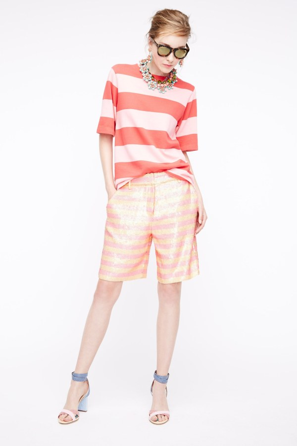 Fashion- stripes j crew spring 2016