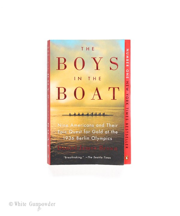 Books - The Boys in the Boat