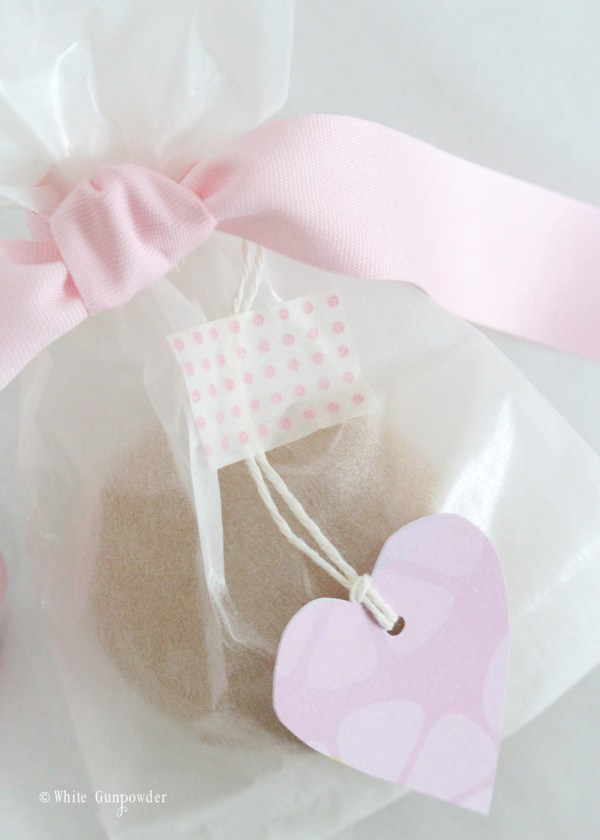 Valentine packaging
