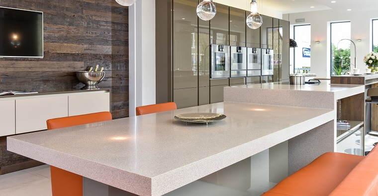 caring for a corian surface