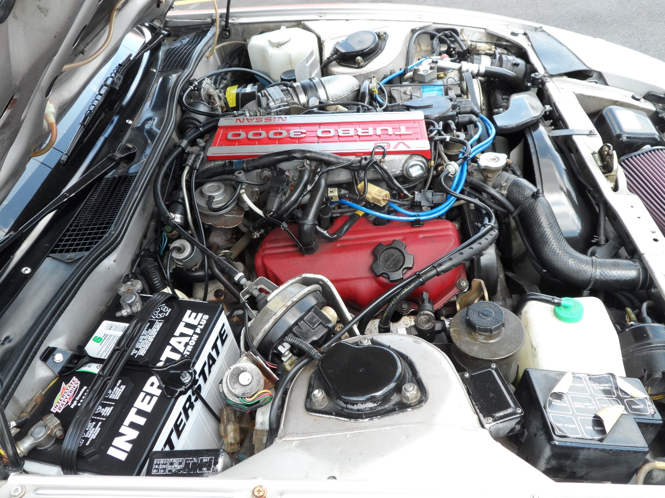 1988 Nissan 300zx Engine Bay ✓ Reended Carrhnissanufikco: 300zx Engine Bay  Diagram At Selfit.
