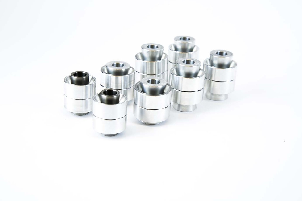 Spl Rear Knuckle Monoball Bushing Set Fks Nissan 370z