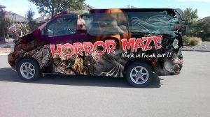 Horror Van