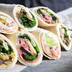 Packed Wraps