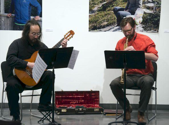 Nicholas Mah and Olivier de Colombel