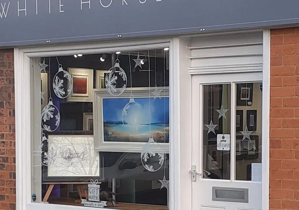 Christmas 2019 at White Horse Gallery