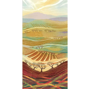 Fabric Of The Land - Rebecca Vincent - Limited Edition