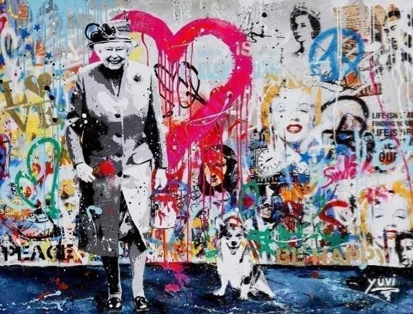 Queen of Arts - Yuvi - Original Artwork