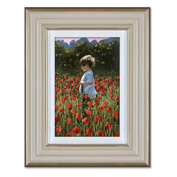 Lost Amongst the Poppies - Sherree Valentine Daines - Limited Edition