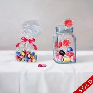 Dulces I - Raquel Carbonell - Original Artwork