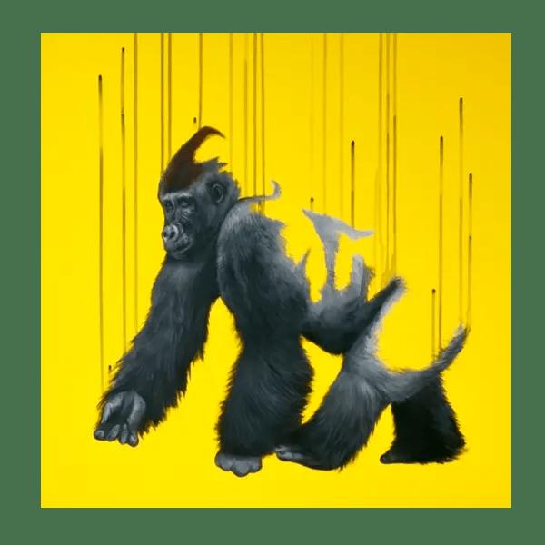 Bananas - Louise McNaught - Limited Edition