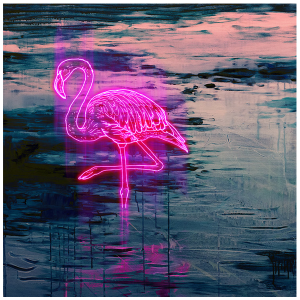 Flamingo - Tom Lewis - Limited Edition