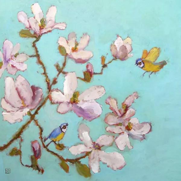 Spring Serenade - Vanessa Cooper - Limited Edition