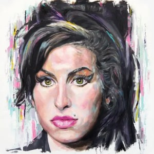 Amy Winehouse - Leanne Gilroy - Limited Edition