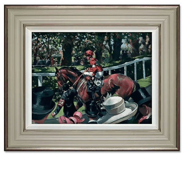 Ascot Race Day II - Sherree Valentine Daines - Limited Edition